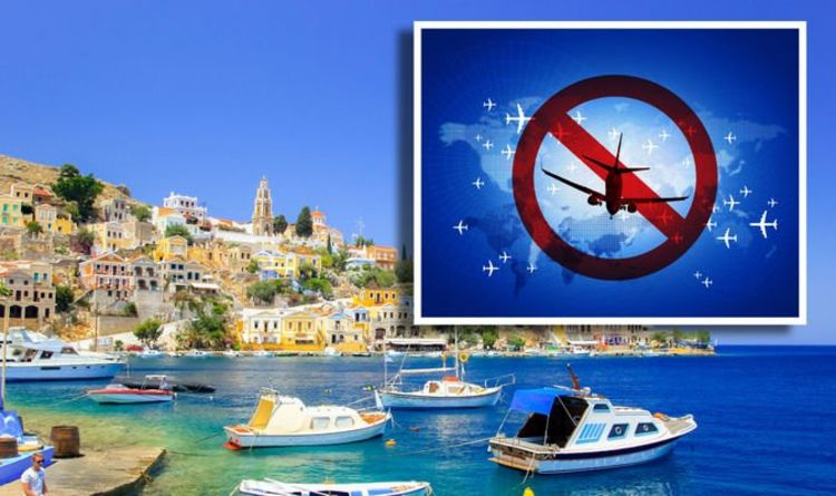 Greece holidays: Is TUI taking bookings for Greece? Is Greece on the red list?