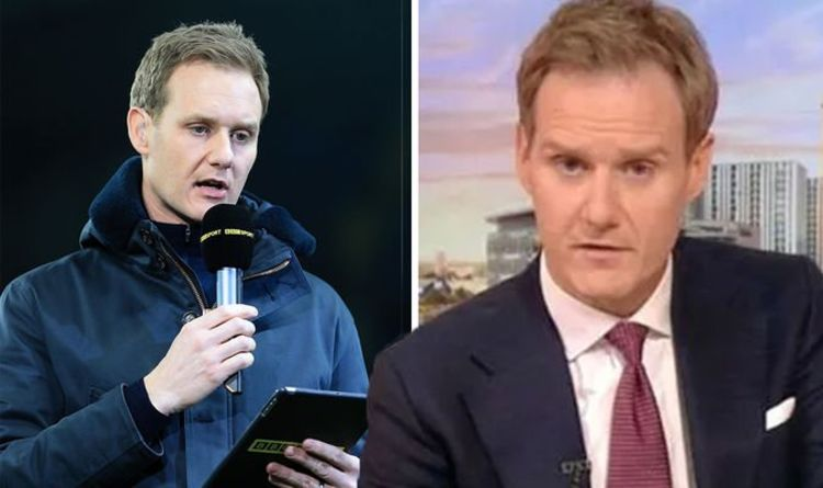 Dan Walker fumes as he brands BBC colleague's behaviour 'next level laziness'