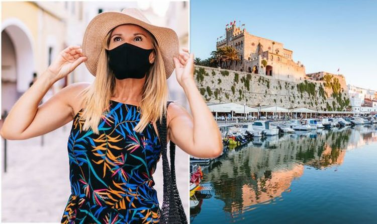 Spain holidays: Balearic Island Menorca 'well positioned' to welcome back tourists