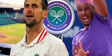 Wimbledon 2021: Djokovic, Nadal and Federer to play to 25 per cent capacity crowds at SW19