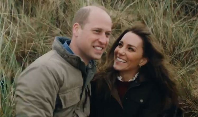 Kate and William new video body language shows how couple 'normally' act: 'Loving glances'