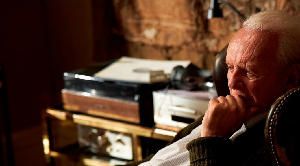 In Oscars upset, Anthony Hopkins wins best actor for 'The Father'