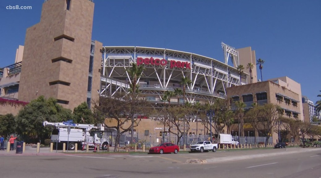 All the buzz around Petco Park for Padres Opening Day