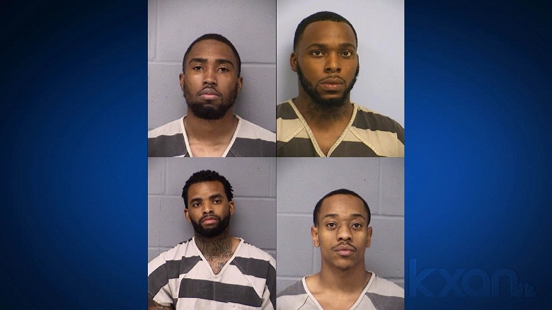 4 face capital murder charges
