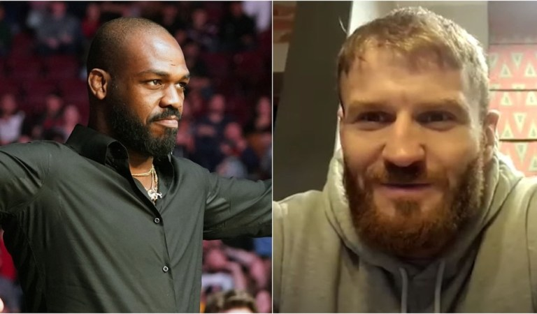 'Jon Jones moved up to heavyweight because he knows he'd lose to me!' UFC champ Jan Blachowicz to RT Sport (VIDEO)