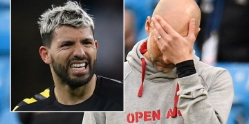 Guardiola claims mega-rich Man City cannot afford a new striker – despite $832MN NET spend in 5 years & billionaire owners (VIDEO)