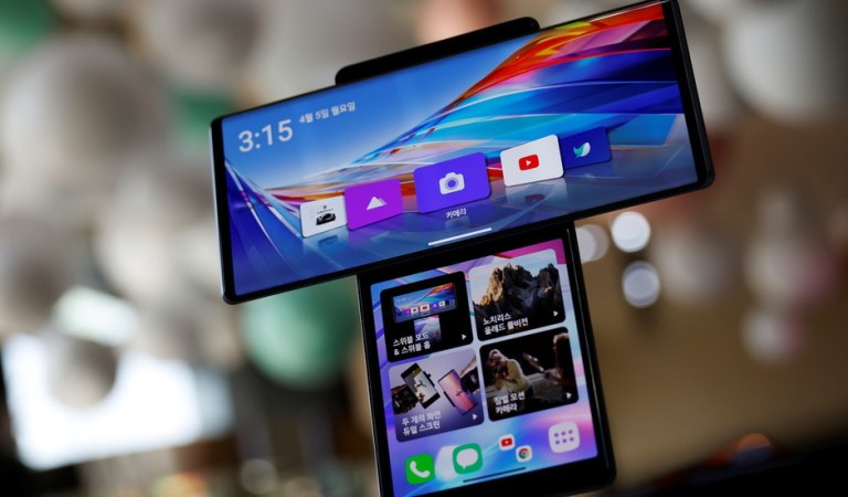 End of an era: LG becomes 1st major brand to wind down its global smartphone business