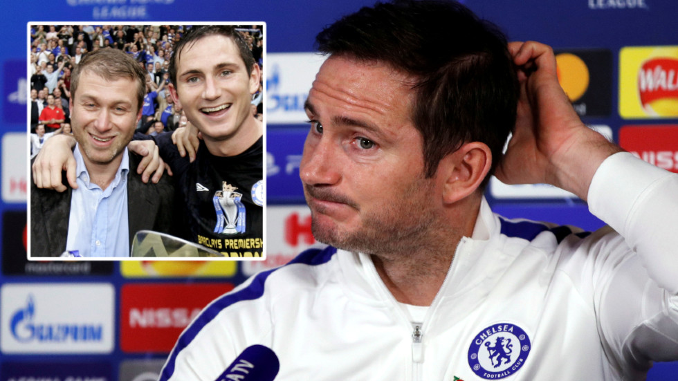 Lampard hails 'incredible time' despite being axed by Roman Abramovich at Chelsea and admits snubbing 'not quite right' job offers