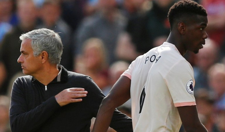 Paul Pogba reignites feud with Jose Mourinho, accuses former Man Utd boss of treating players 'like they don't exist'