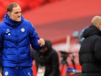 'He praised Guardiola yesterday then beat him up today': Chelsea fans in thrall to Tuchel as resurgence continues at Wembley