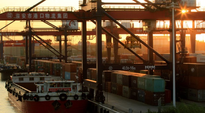 Exports from China's Xinjiang province to US more than doubled this year despite sanctions