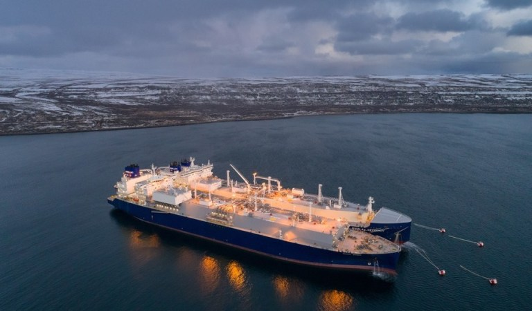 All of liquified natural gas from Russia's Arctic for next 20 years sold in advance – Novatek