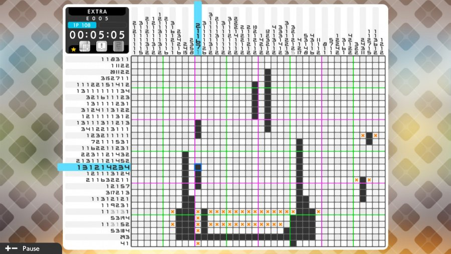 Mini Review: Picross S6 - A Bold New Direction? A Fresh Take? Eat Your Picross, Son