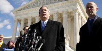 U.S. Supreme Court refuses to hear Ken Paxton's challenge to California law banning state-funded travel to Texas