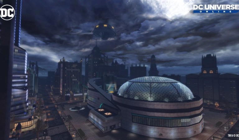 DC Universe Online: Enter the World of Flashpoint