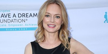 Heather Graham, 51, Stuns In Black Bikini As She Shares Why She 'Feels Good' About Herself