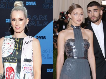 Ingrid Michaelson Reveals Why She Mistakenly Said Zayn Malik & Gigi Hadid Were 'Married' On Live Stream