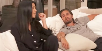 Kourtney Kardashian & Scott Disick Spend A Night 'Alone' Together After His Sofia Breakup