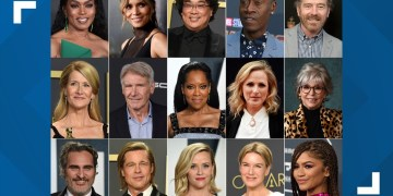 Harrison Ford, Brad Pitt join Oscars starry presenting cast