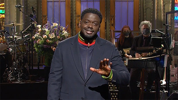 Daniel Kaluuya Says He's 'What The Royal Family Worried' Meghan's Baby 'Would Look Like' On 'SNL'