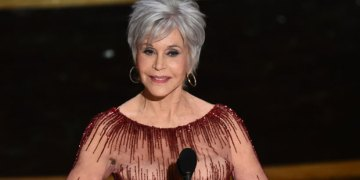 Jane Fonda, Brooklyn Decker, Allison Janney & More Stars Looking Stylish With Grey Hair