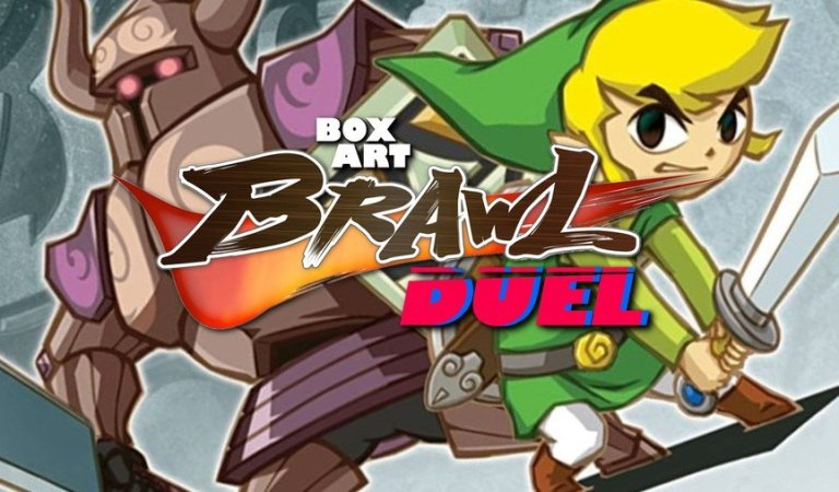 Poll: Box Art Brawl #81 – The Legend Of Zelda: Spirit Tracks