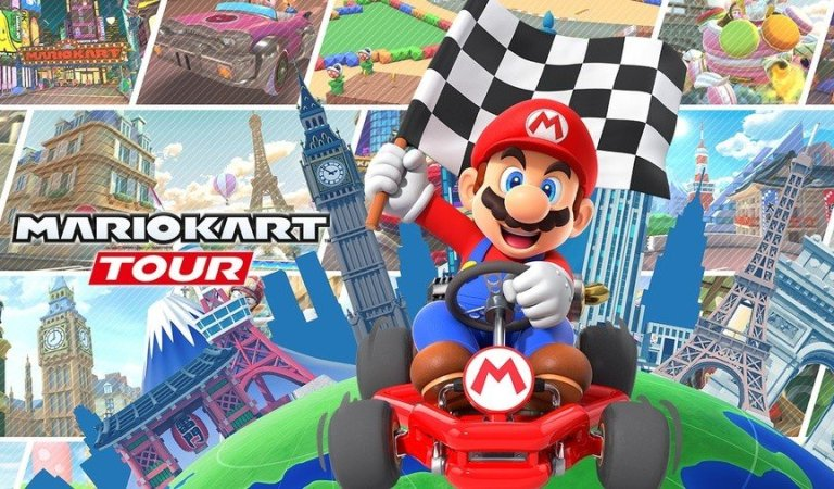 Mario Kart Tour Surpasses 200 Million Downloads And $200 Million In Player Spending