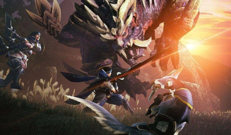Capcom's Monster Hunter Rise Has Now Sold Six Million Copies Worldwide