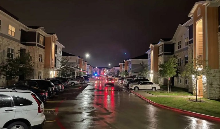 'Very young male' dead after shooting at southeast Austin apartment complex