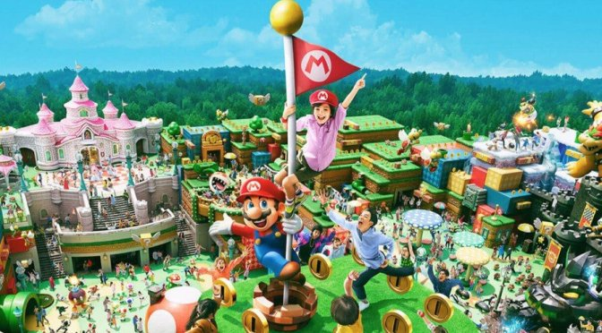 Super Nintendo World Forced To Close Just One Month After Opening