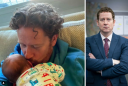 Line of Duty Buckells actor's real life including adorable family