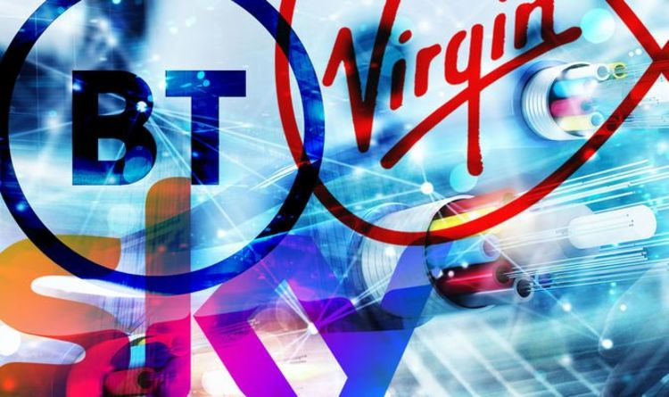 Virgin Media, BT and Sky face tough competition from new broadband rivals