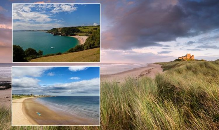 Britain's 'favourite' beach town named with Northumberland taking the crown – full list