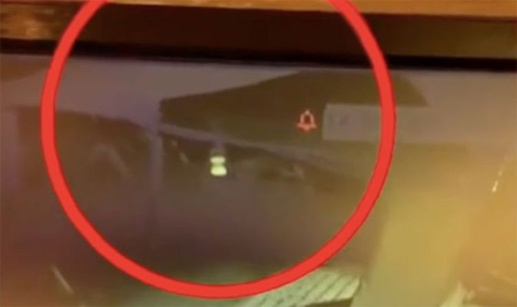 Ghost video: Countryside pub captures 'unbelievable' footage of 'apparition'