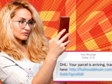 Do NOT open this text! Sky warns all customers to immediately delete dangerous DHL message