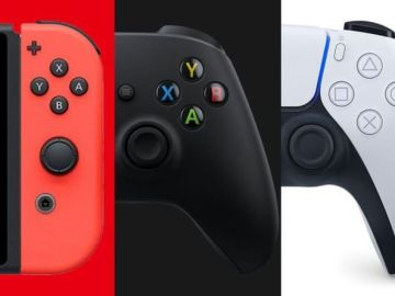 Switch vs PS5 vs Xbox Series X sales figures: Nintendo console lays down huge marker