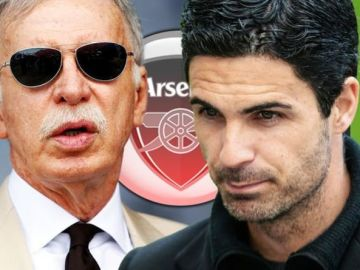 Arsenal owner Stan Kroenke makes decision on Mikel Arteta future after Europa League exit