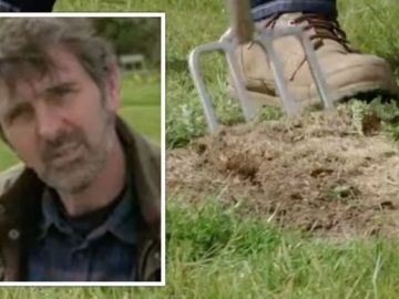 Gardeners' World: Adam Frost shares how to repair a damaged lawn