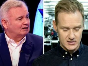 Dan Walker: BBC Breakfast host addresses wife's 'six-month ban' as Eamonn Holmes wades in