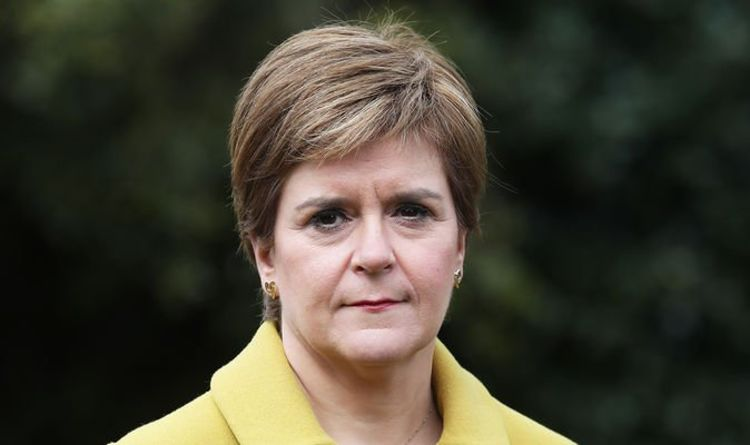 Nicola Sturgeon risks further humiliation as independence bid could be ruled 'illegal'