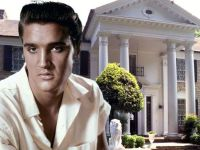 Elvis' Graceland before Linda redecorated: Ice cream bar, movie theatre and 'hidden room'