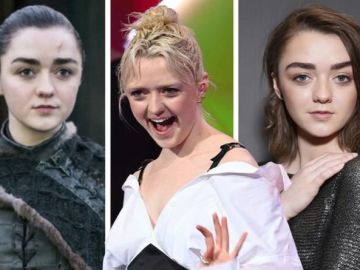 Maisie Williams leaves Brit Awards viewers confused with 'unrecognisable' transformation