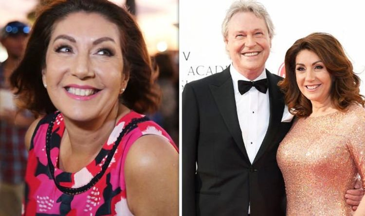 Jane McDonald couldn't look happier in new Cruising snaps taken before fiancé's death