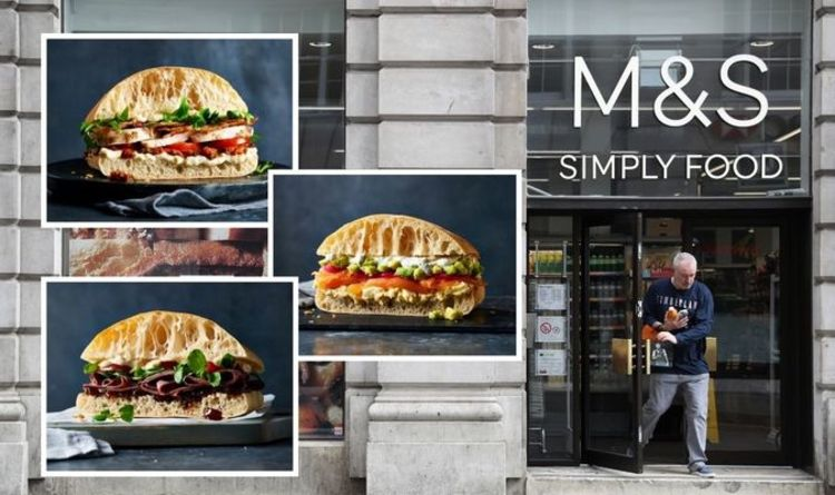 Marks and Spencer brings back 'luxury' sandwich range to help with high demand