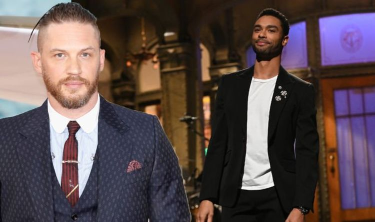 Next James Bond: Tom Hardy in three-horse race as Regé-Jean Page gains ground