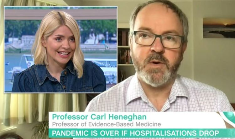 'Why is that important' Holly Willoughby probes doctor on getting second Covid jabs