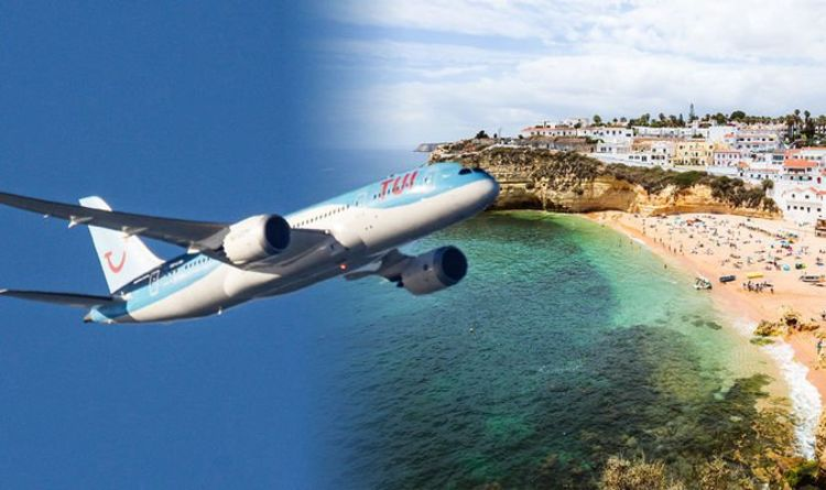 TUI boosts Portugal holidays with five new weekly flight routes across the UK
