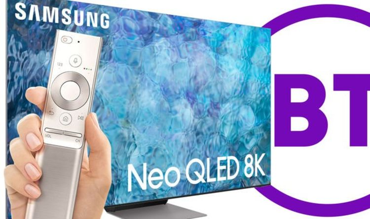 Samsung and BT Sport join forces with big 8K TV upgrade and 4K owners will win too