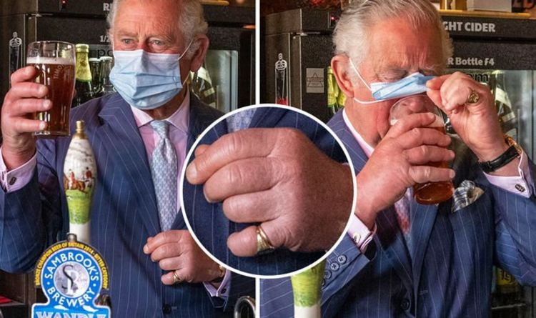 Prince Charles sparks concern after fans spot worrying hand issue