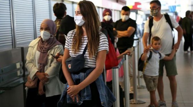 Time spent in airports could reach 8 hours per trip without global vaccine passport